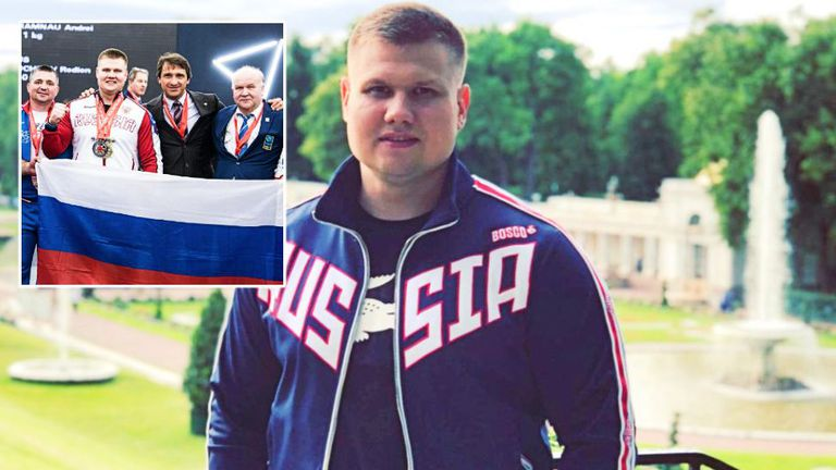 Руски щангист е с временно спрени състезателни права след положителна допинг проба от 2012 г.