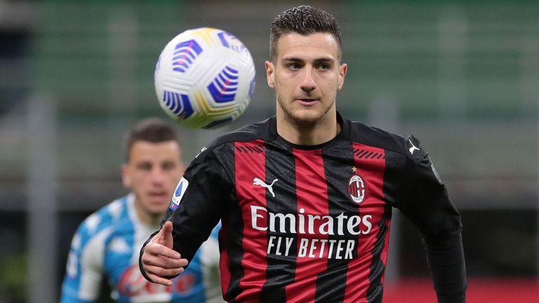 Милан връща Далот на Манчестър Юнайтед