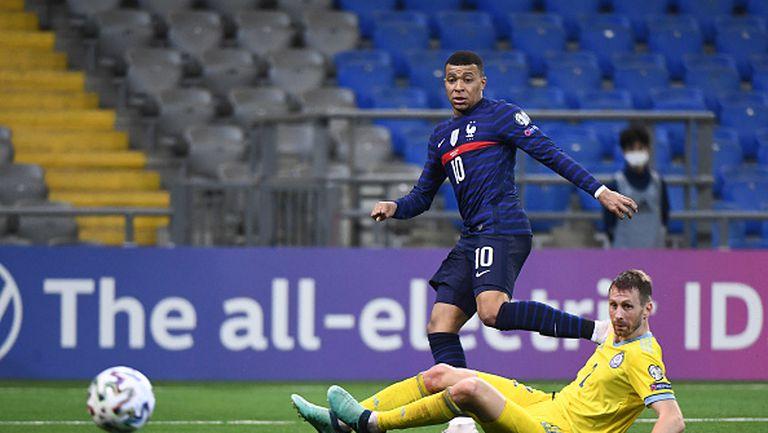 Казахстан - Франция 0:2