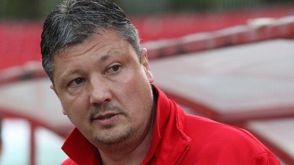 Любослав Пенев: Няма да коментирам изказването на шефа на съдиите, за мен нямаше дузпи