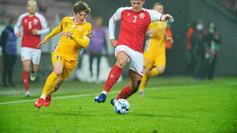Дания - Молдова 8:0