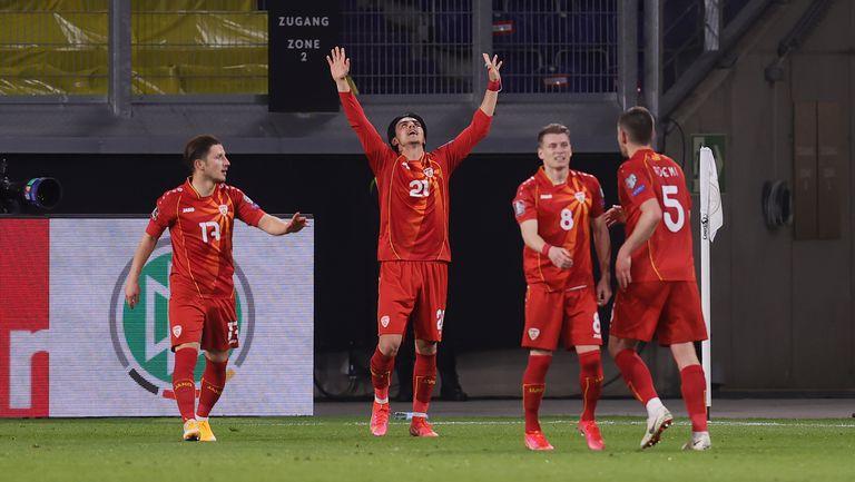 Северномакедонците вярват, че ще преодолеят груповата фаза на Евро 2020