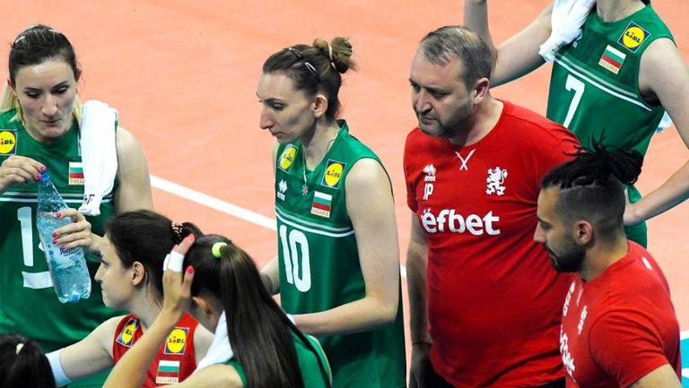 България излиза срещу Словакия в първия си двубой от Златната европейска лига 🏐