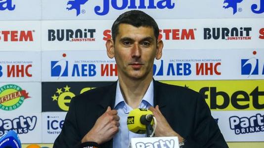 Александър Попов: Имаме много идеи, ЦСКА винаги ще го има 🏐