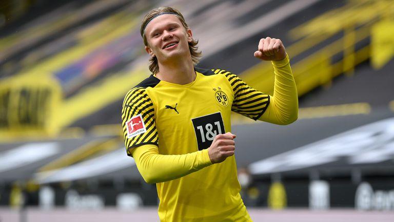 Холанд подсказа, че няма да напусне Борусия (Дортмунд) през това лято