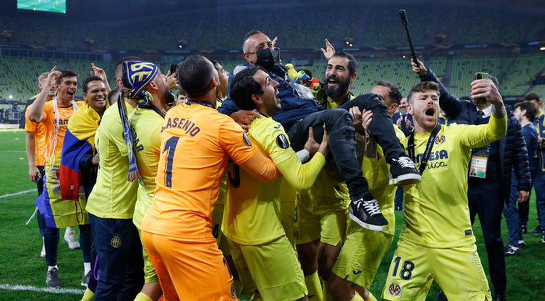 Виляреал с най-много представители в идеалния отбор на Лига Европа