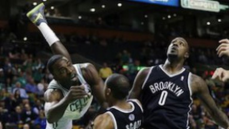 Бруклин се справиха с Бостън (ВИДЕО)