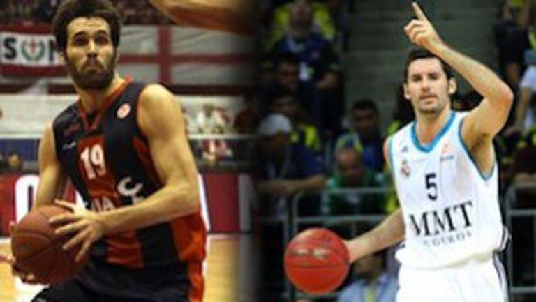 Испанци си поделиха MVP на III кръг в Евролигата