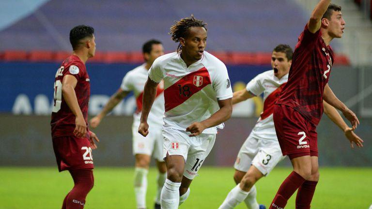 """Перу излиза втори от група """"Б"""" на Копа Америка след минимална победа над Венецуела"""