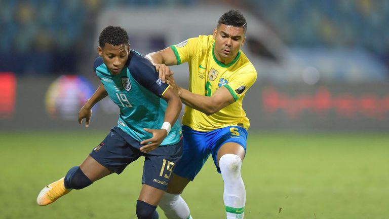 Бразилия с реми в последния мач от групите на Копа Америка