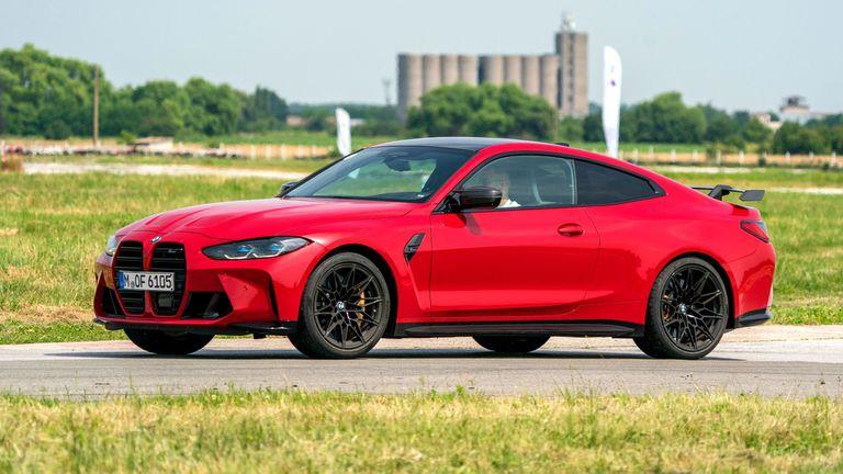 BMW M3 Competition и BMW M4 Competition дебютираха на писта в България