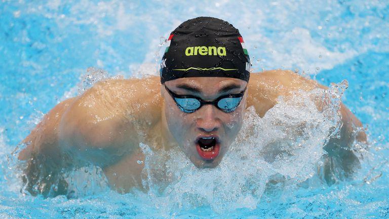 Безкомпромисен Милак спечели титлата на 200 бътерфлай с нов олимпийски рекорд
