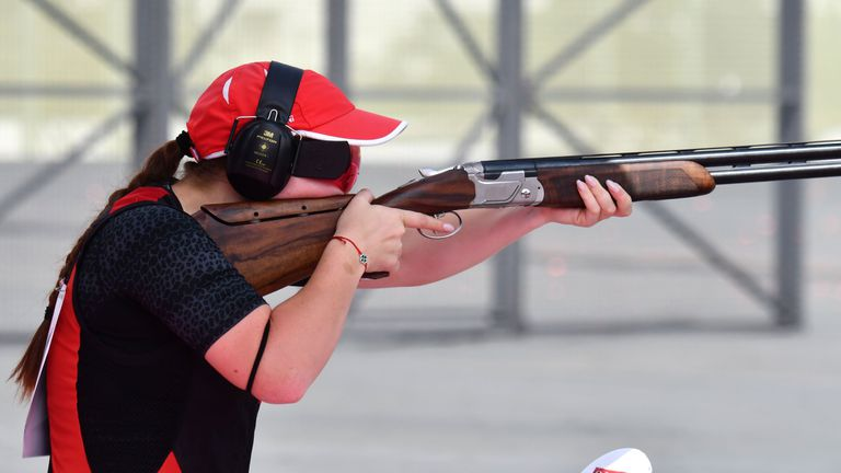 Селин Али се изкачи до 16-ото място след първия ден на квалификациите в Токио
