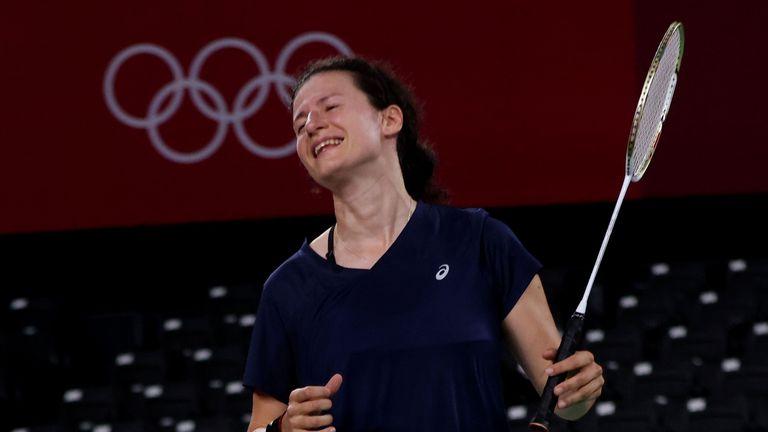 Линда Зечири загуби и втория си мач в Токио