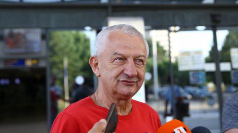 Христо Крушарски: В Чехия ще победим с 6:0