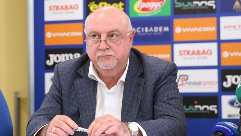 Баждеков: Левски трябва да има стратегия и програма, която да гарантира бъдещето на клуба