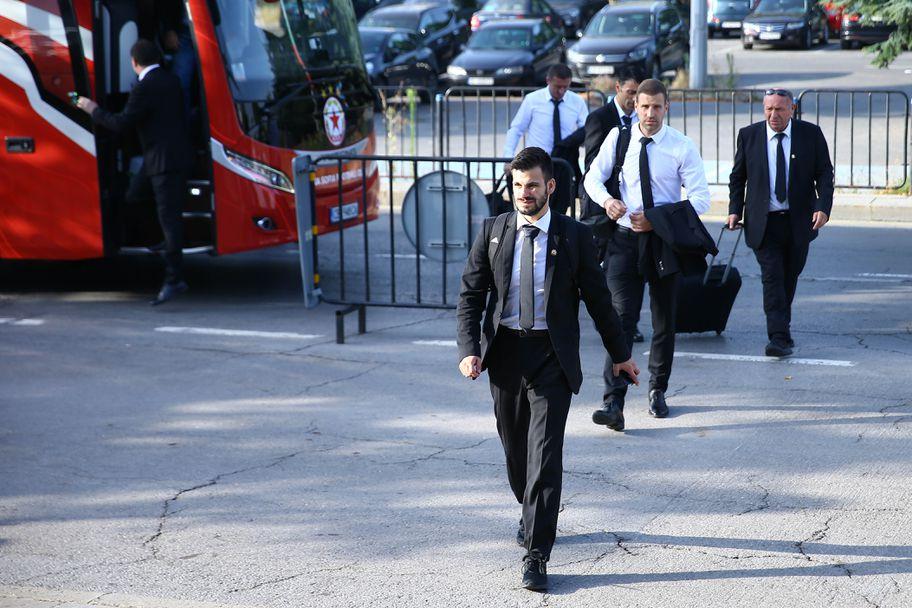 Отборът ЦСКА - София заминава за Лиепая