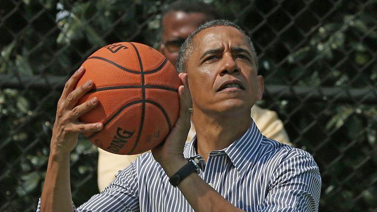 Обама стана част от НБА Африка