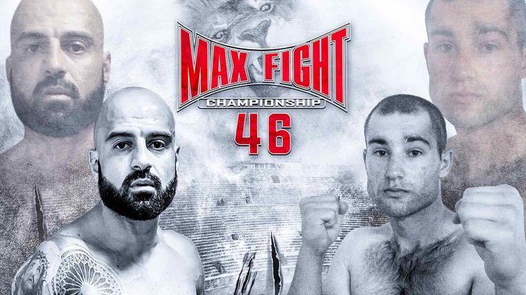 Треньор по кикбокс се изправя срещу републикански шампион MAXFIGHT 46