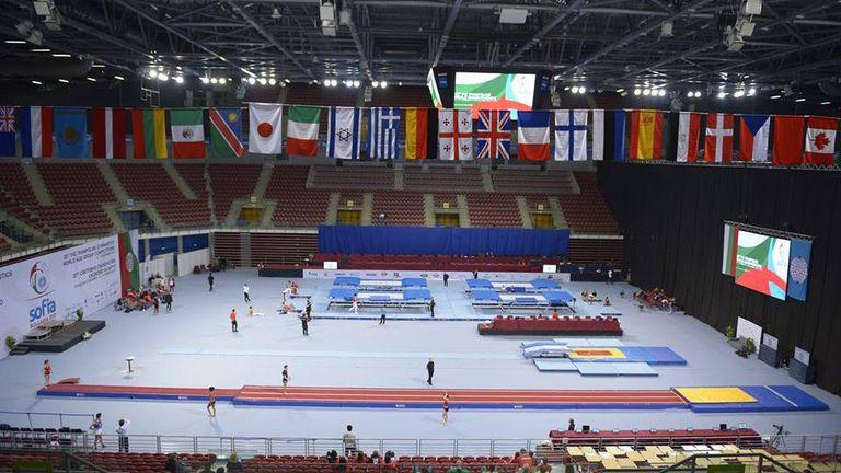 България ще бъде домакин на две Световни купи по скокове на батут
