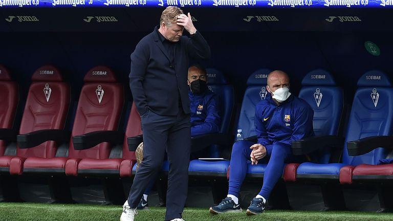 Куман отхвърлил два възможни трансфера на Барселона