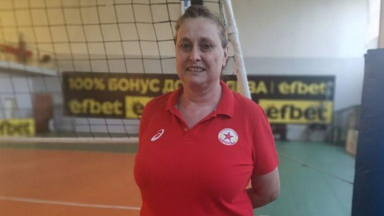 Мила Кьосева: Сребърните медали са много голям успех