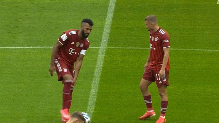 ПП Байерн (Мюнхен) - Борусия (Мьонхенгладбах) 0:0