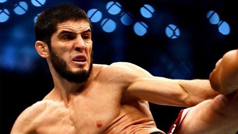 Ислам Махачев предизвика най-добрите в UFC и Мейуедър