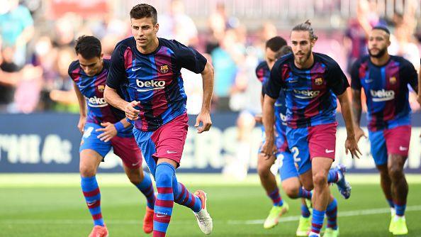 Спокойствие в Барселона преди срещата с Бенфика