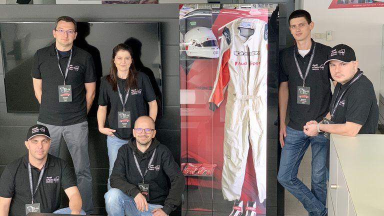 България с трето място на Audi Twin Cup