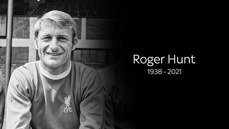 Почина Роджър Хънт