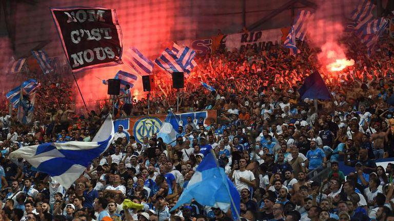 Цялата полиция в Марсилия е ангажирана с мача между Олимпик и Галатасарай