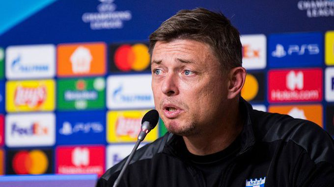 Йон Дал Томасон: Осем-девет футболисти няма да могат да помогнат на Малмьо в мача срещу Зенит