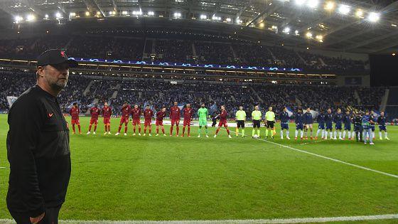 17` Порто - Ливърпул 0:1