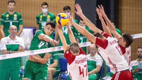 България изпусна победа над Полша и ще играе за 5/8-о място на Мондиал 2021🏐