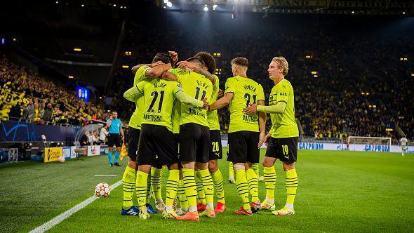 Борусия (Дортмунд) - Спортинг (Лисабон) 1:0