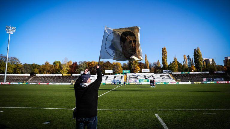 Президентът на ФИФА със съболезнователно писмо в памет на Шами
