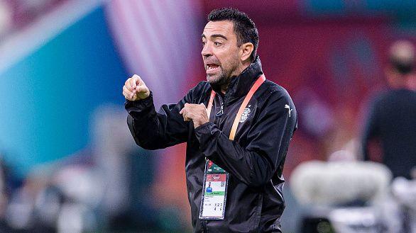 Шави е приел предизвикателството Барселона