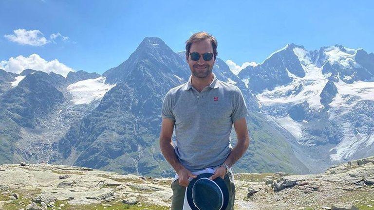 Федерер ще помага за завръщането на туристите в Швейцария