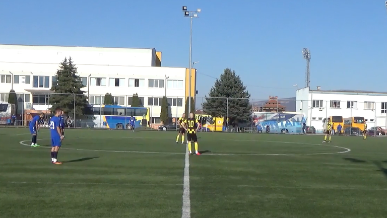 (U19) Монтана - Ботев (Пловдив) 0:1