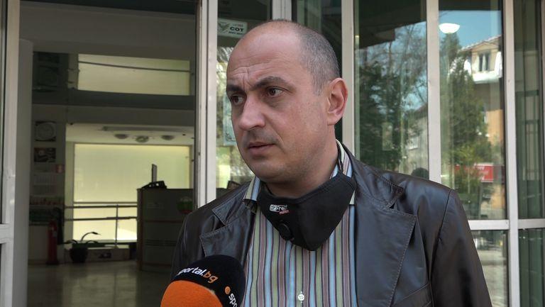 Христо Ботев:  Наказваме Беласица за пет срещи, аматьорският футбол е емоция