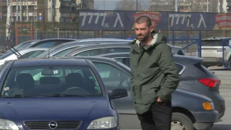 Новият вратар на Левски Георги Георгиев ще наблюдава срещата със Славия