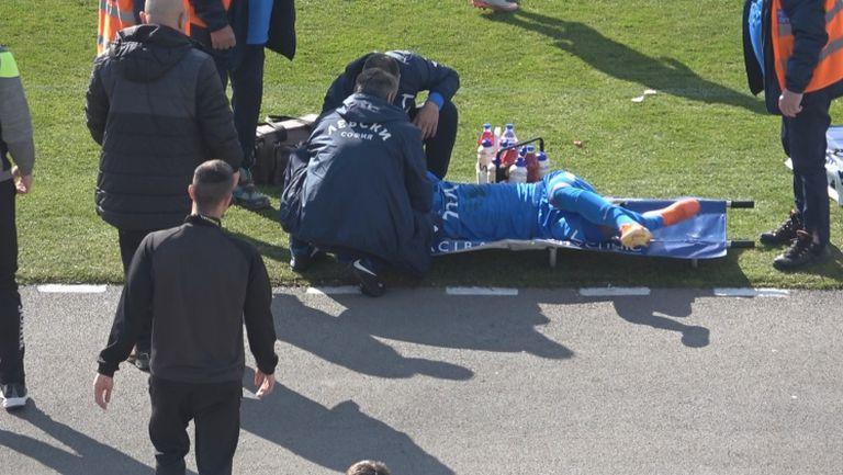 Жесток удар прати Паулиньо в болница