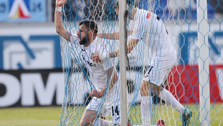 Ивайло Димитров наказа Левски за втори път след груба грешка на отбраната
