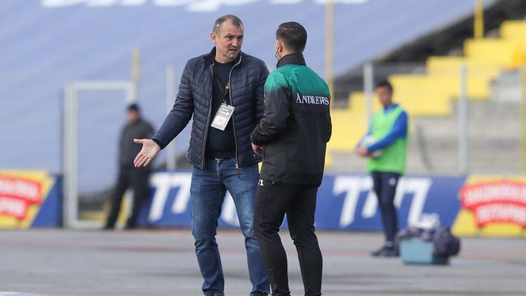 Златомир Загорчич: Надиграхме Левски, тотално доминирахме