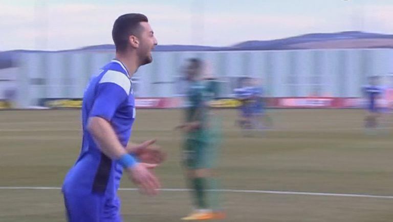 Милчо Ангелов удвои за Етър на стадиона в Бистрица