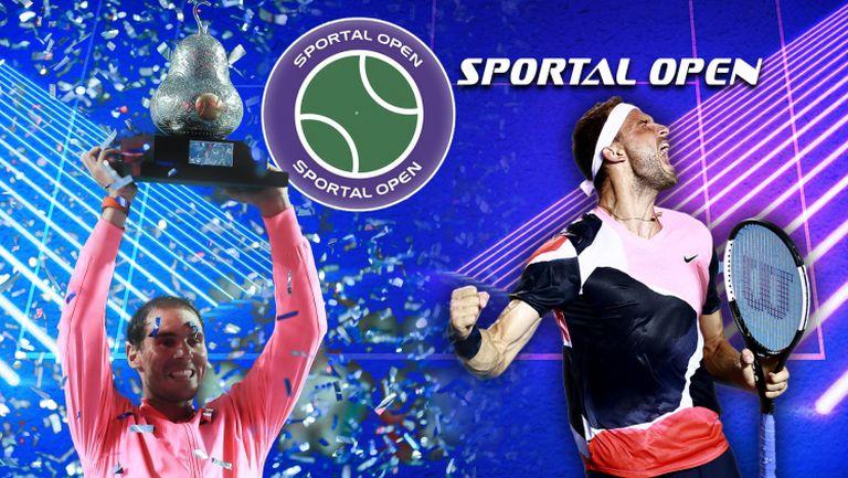 """Как се промениха изявите на Григор Димитров за отличното представяне в Акапулко - Гледайте """"Sportal Open"""""""