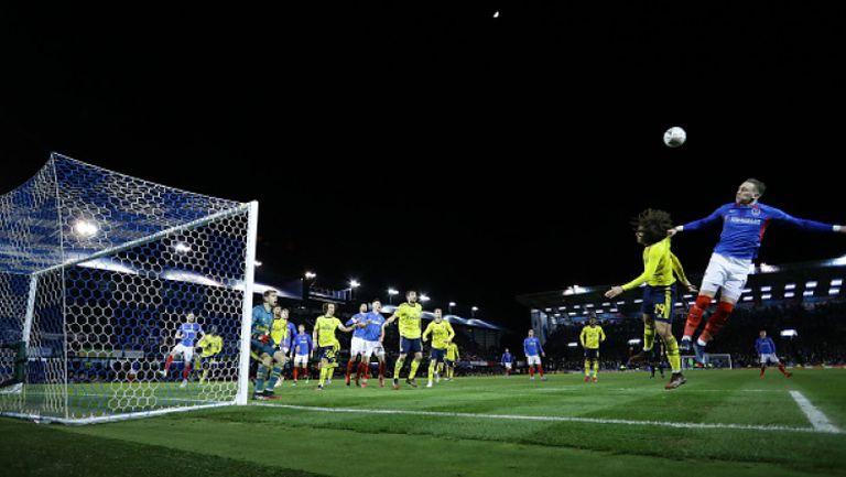 Арсенал с лесна победа за ФА Къп