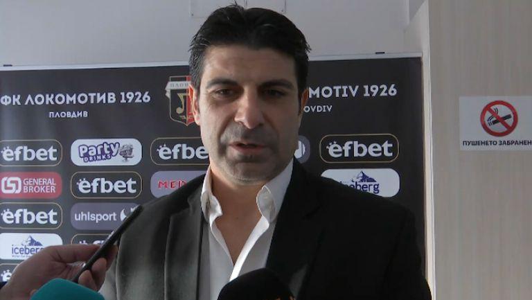 Гонзо: Ако ЦСКА 1948 влезе в елита, ще създаде много проблеми на всички отбори