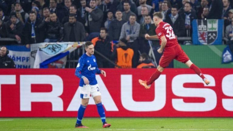 Байерн отново на полуфинал за Купата на Германия